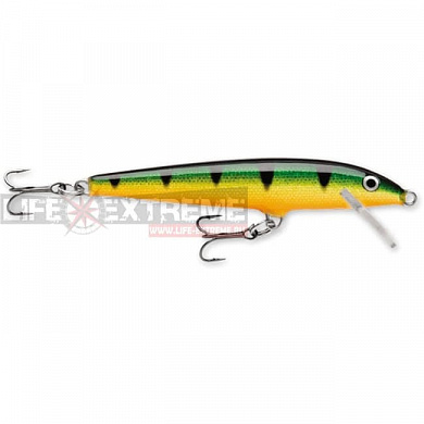 Воблер Rapala Floating Original 11см 6гр F11-P