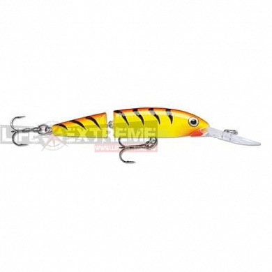 Воблер Rapala Jointed Deep Husky Jerk 12см 14гр JDHJ12-HT