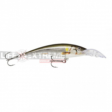 Воблер Rapala Scatter Rap Tail Dancer 9см 13гр SCRTD09-AYUL