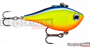 Воблер Rapala Ultra Light Rippin' Rap 4см 5гр ULRPR04-HS
