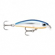 Воблер Rapala Ultra Light Minnow 4см 3гр ULM04-SB