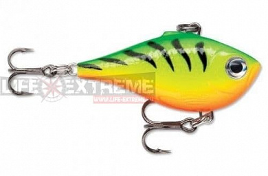 Воблер Rapala Ultra Light Rippin' Rap 4см 5гр ULRPR04-GT