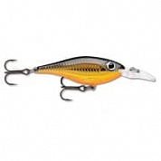 Воблер Rapala Ultra Light Shad 4см 3гр ULS04-G