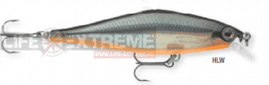 Воблер Rapala Shadow Rap Shad 9см 10гр SDRS09-HLW