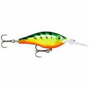 Воблер Rapala Max Rap Fat Shad 5см 8гр MXRFS05-FT