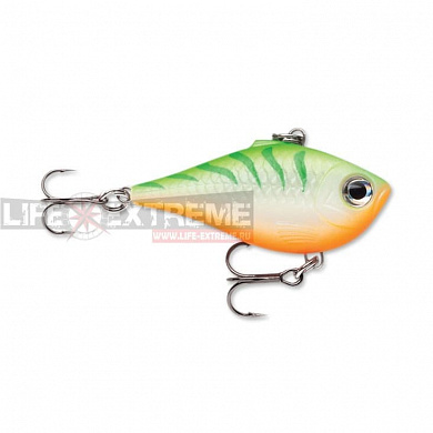 Воблер Rapala Ultra Light Rippin' Rap 4см 5гр ULRPR04-GTU