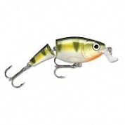 Воблер Rapala Jointed Shallow Shad Rap 7см 11гр JSSR07-YP