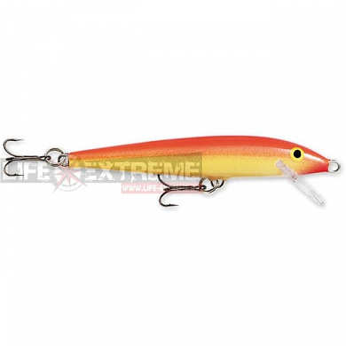 Воблер Rapala Floating Original 11см 6гр F11-GFR