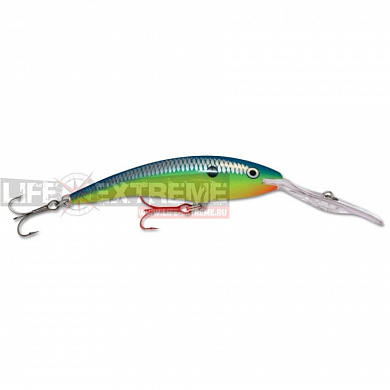 Воблер Rapala Tail Dancer Deep 9см 13гр TDD09-PRT