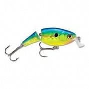 Воблер Rapala Jointed Shallow Shad Rap 7см 11гр JSSR07-PRT