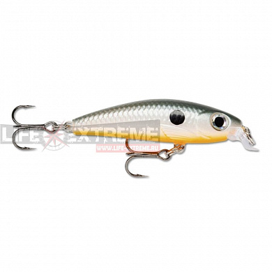 Воблер Rapala Ultra Light Minnow 4см 3гр ULM04-ORSD