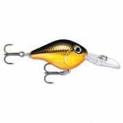 Воблер Rapala Ultra Light Crank 3см 4гр ULC03-G