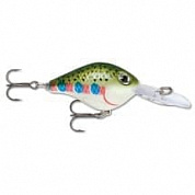 Воблер Rapala Ultra Light Crank 3см 4гр ULC03-RT