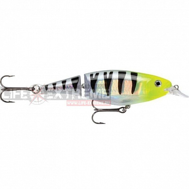 Воблер Rapala X-Rap Jointed Shad 13см 46гр XJS13-CGHP