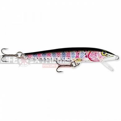 Воблер Rapala Floating Original 11см 6гр F11-RT