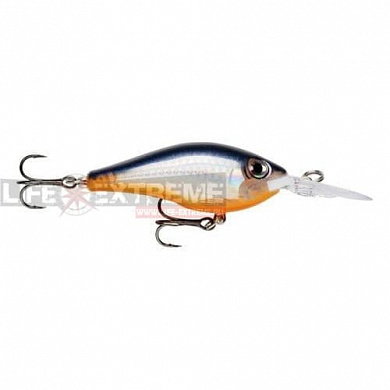 Воблер Rapala Max Rap Fat Shad 5см 8гр MXRFS05-FSS