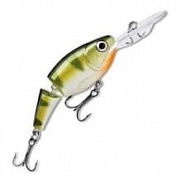 Воблер Rapala Jointed Shad Rap 7см 13гр JSR07-YP