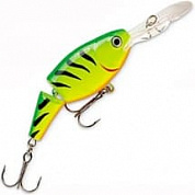 Воблер Rapala Jointed Shad Rap 4см 5гр JSR04-FT