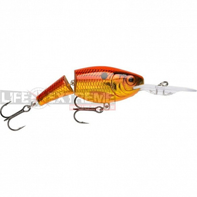Воблер Rapala Jointed Shad Rap 5см 8гр JSR05-OSD
