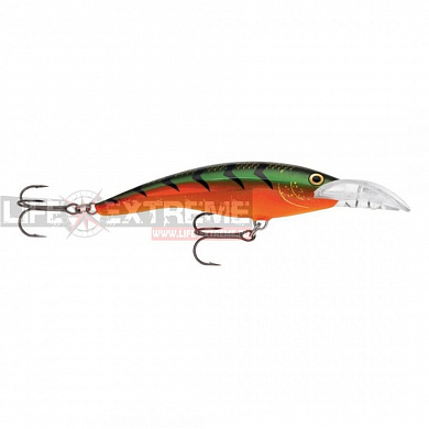 Воблер Rapala Scatter Rap Tail Dancer 9см 13гр SCRTD09-RDT
