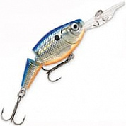 Воблер Rapala Jointed Shad Rap 4см 5гр JSR04-BSD