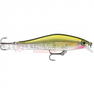 Воблер Rapala Shadow Rap Shad 9см 10гр SDRS09-OG
