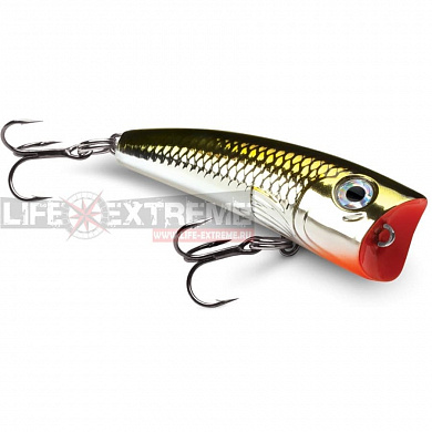 Воблер Rapala Ultra Light Pop 4см 3гр ULP04-CH