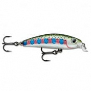 Воблер Rapala Ultra Light Minnow 4см 3гр ULM04-RT