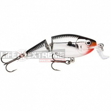 Воблер Rapala Jointed Shallow Shad Rap 7см 11гр JSSR07-CH
