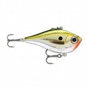 Воблер Rapala Ultra Light Rippin' Rap 4см 5гр ULRPR04-GCH