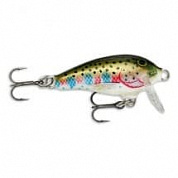 Воблер Rapala Mini Fat Rap 3см 4гр MFR03-RT