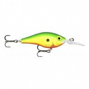 Воблер Rapala Max Rap Fat Shad 5см 8гр MXRFS05-YGRU