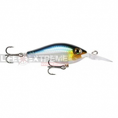 Воблер Rapala Max Rap Fat Shad 5см 8гр MXRFS05-FB